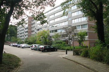 Flats Beethovenlaan